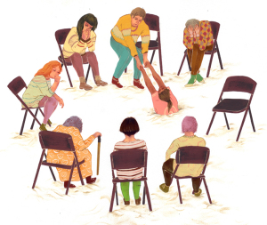 meetings-jeannie-phan-illustration-paradisesupportgroup